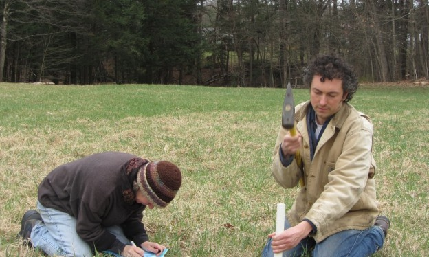 Taking Soil Samples