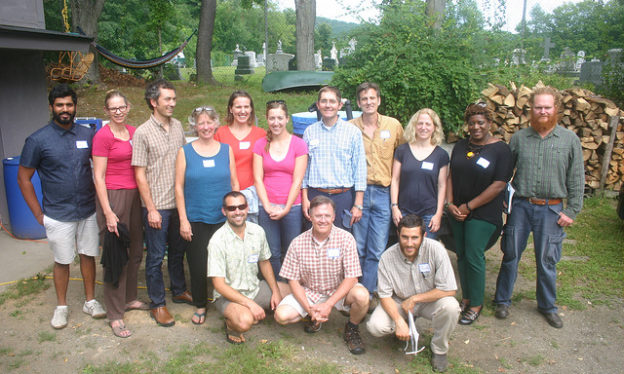 2015 Urine Diversion Summit Participants